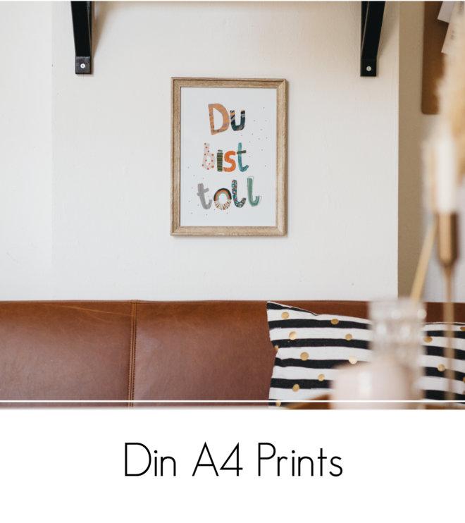 Din A 4 Prints